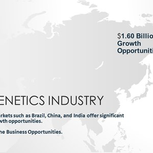 Epigenetics Market to reach $1.60 Billion: Use of Epigenetics in Non-Oncology Applications