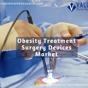 Obesity Treatment Surgery Devices Market to witness steady increase by 2027