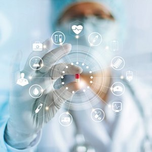 Next To The Future, Healthcare It is The Step