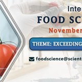 International Conference on Food Science and Nutrition