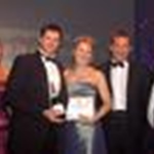 Exco Group- Win Small Business of the Year 2005