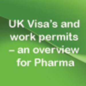UK Visa's and work permits – an overview for Pharma
