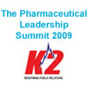 Nation's Biggest Pharmaceutical Leadership Summit of the year to be held in Bangalore on January 24, 2009