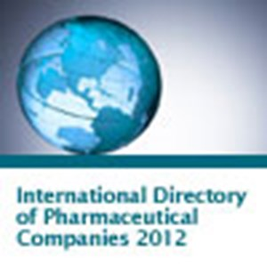 International Directory of Pharmaceutical Companies 2012