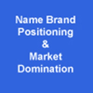 Name Brand Positioning & Market Domination