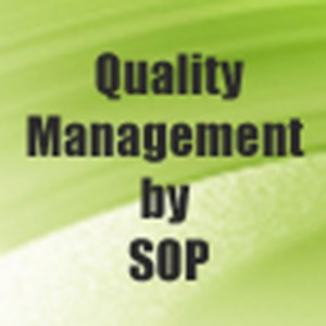 Quality Management by SOP