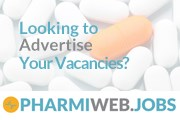 Looking to advertise your vacancies? PharmiWeb.Jobs