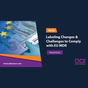Labeling Changes & Challenges to Comply with EU MDR