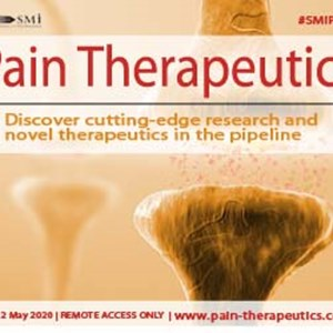 Top-Level industry professionals to speak at Pain Therapeutics Conference in 2 weeks