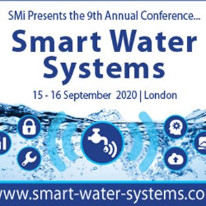 New dates announced for Smart Water Systems 2020