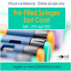 Conference Chair from Johnson & Johnson invites you to attend Pre-filled Syringes East Coast 2021